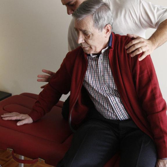 Fisioterapia en casos de esclerosis múltiple