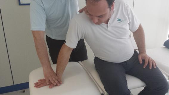 Los beneficios de los masajes repercuten en el estado físico y también moral del paciente.