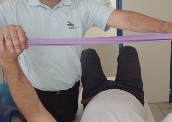 Fisiohogar y sus sesiones para pacientes con distrofia muscular
