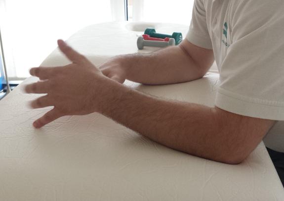 Con los masajes fisioterapéuticos observará día a día que gana en agilidad.