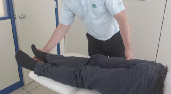 La efectividad de los masajes es muy elevada en las personas con esclerosis múltiple.