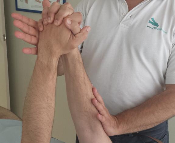 Fisioterapia para enfermos de ataxia cerebelosa