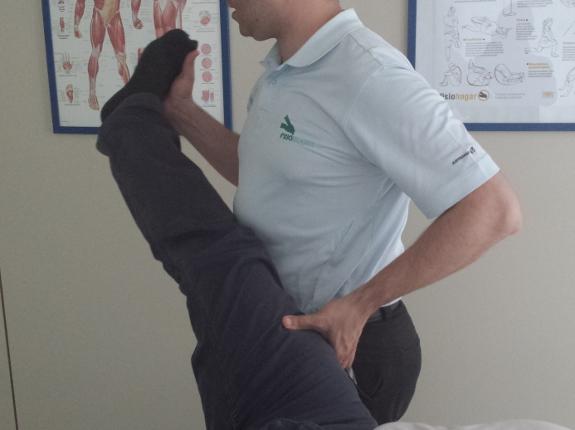 Los tratamientos se centrán en las principales secuelas como la movilidad de la piernas.