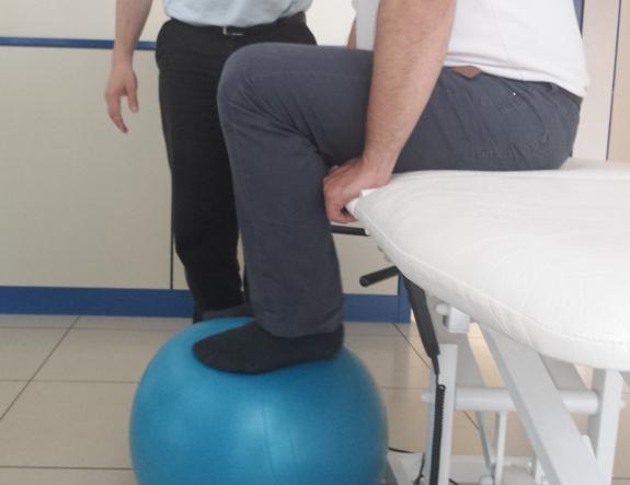 Los ejercicios con el método Bobath ayudan a recuperar el tono muscular.
