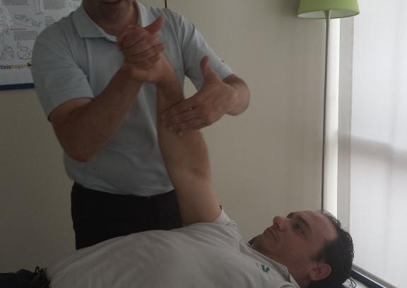 Las personas con parálisis cerebral deben trabajar siempre la fuerza de sus músculos.