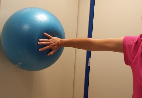 Los beneficios de la fisioterapia llegan cuando los ejercicios se convierten en una rutina.
