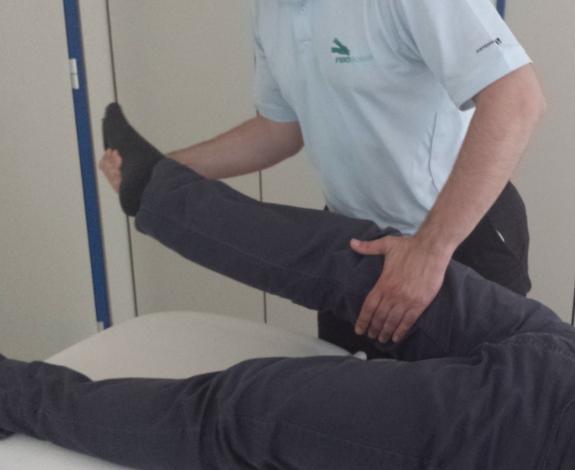 Su fisioterapeuta le ayudará a realizar día a día ejercicios para fortalecer sus extremidades.