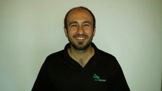 Oier es uno de nuestros expertos que le atenderá en Bilbao.