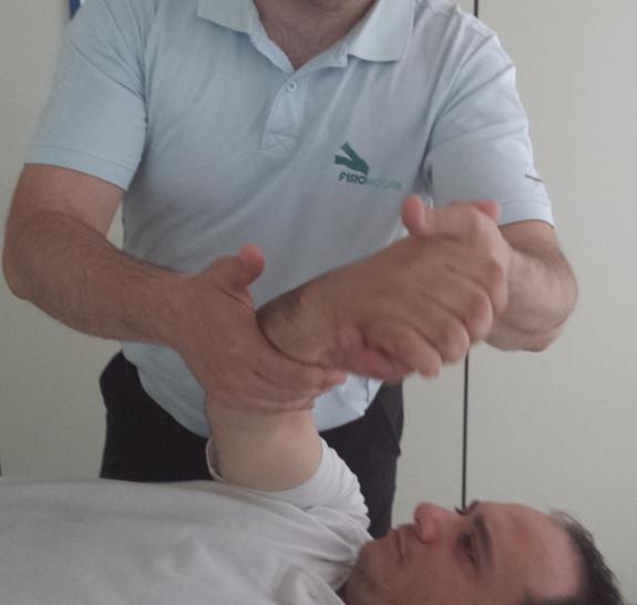 La efectividad de los masajes terapéuticos es alta en pacientes con distrofia.