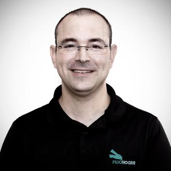 Pablo Herrera es uno de los fisioterapeutas que le pueden atender.