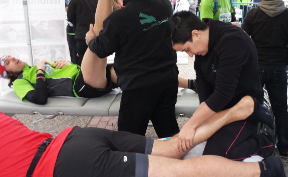 Recuperar la fuerza de las piernas es esencial para dejar atrás las secuelas de un ictus.