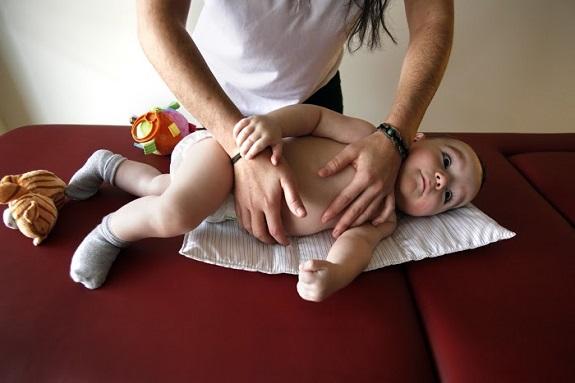 Fisioterapia y niños con parálisis cerebral