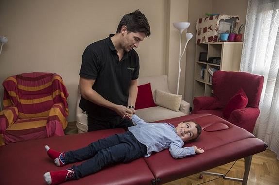 Varios métodos para tratar la parálisis cerebral en niños