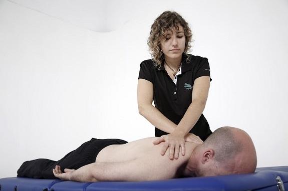 Fisioterapia con pacientes con parálisis cerebral