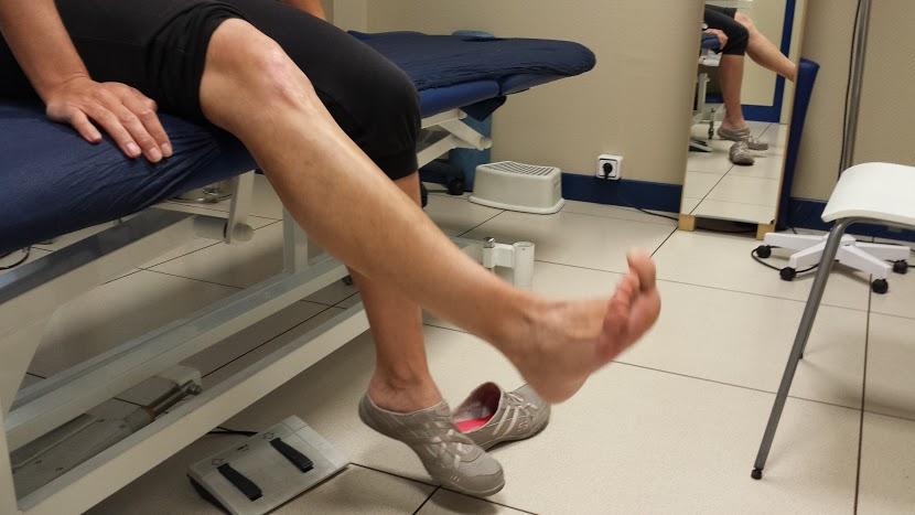 Ejercicios de cadera en casos de esclerosis