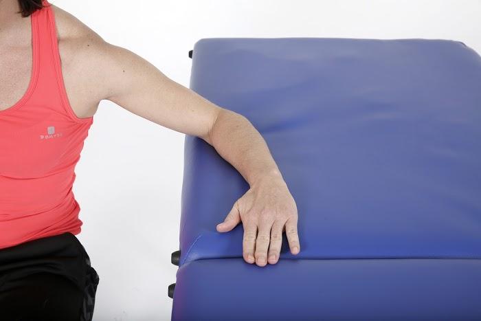 Ejercicios con extremidades superiores